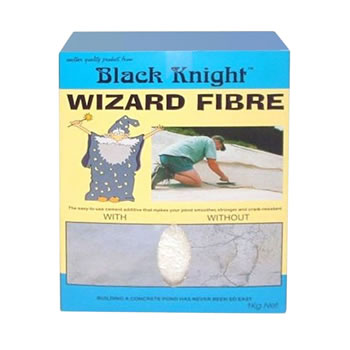 Image of Black Knight Wizard Fibre 1kg