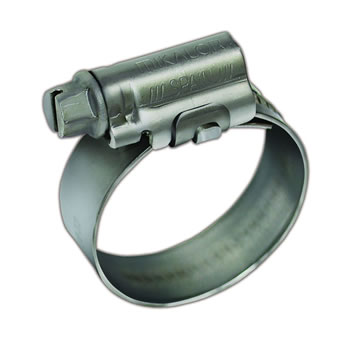 Image of Stainless Steel Hose Clips 25mm