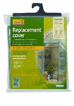Image of Gardman Compact Walk-in Greenhouse Replacement Cover