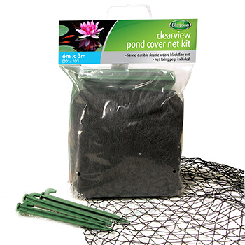 Image of Blagdon Cover Net Black 6x3m