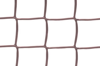 Image of Climbanet 5m x 1m Garden Trellis Netting - Brown