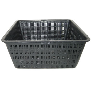 Image of Finofil Square Pond Basket 20cm
