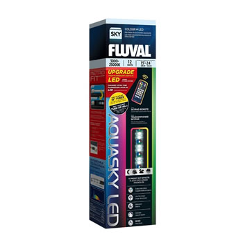 Image of Fluval Aquasky LED 12w 38-61cm