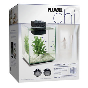 Image of Fluval Chi Aquarium 19L