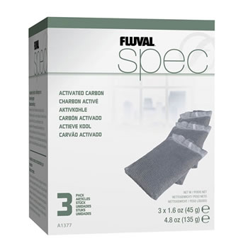 Image of Fluval Spec Replacement Carbon