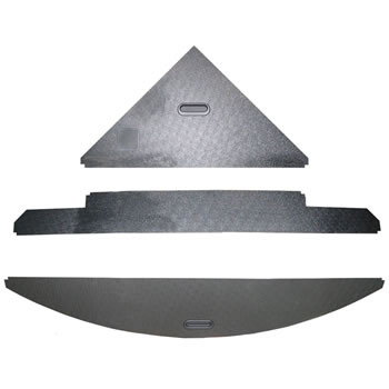 Image of Fluval Venezia 350 Canopy Flap Set