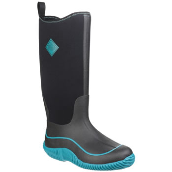 Image of Muck Boot - Womens Hale - Harbour Blue/Black - UK Size 3