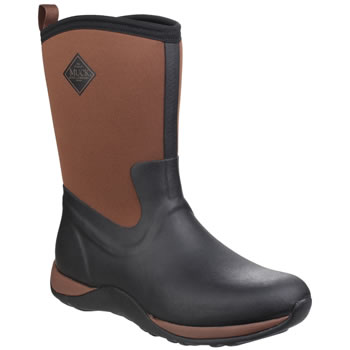Image of Muck Boots - Arctic Weekend - Black/Tan