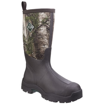 Image of Muck Boot - Derwent II - Bark/Tree Camo