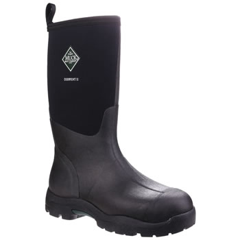 Image of Muck Boot - Derwent II - Black UK 4