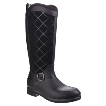 Image of Muck Boot - Pacy II - Riding Welly - Black