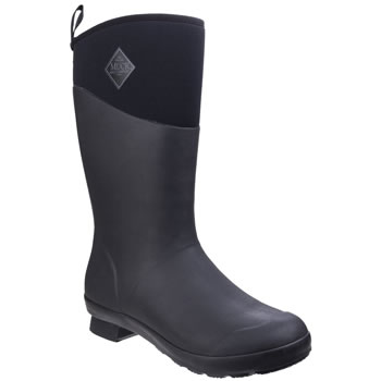 Image of Muck Boot Tremont Wellie Mid - Black