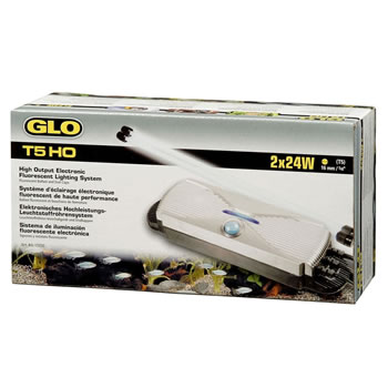 Image of Glo Electronic T5 Double Ballasts - 24w