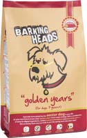 Small Image of Barking Heads Golden Years 6KG