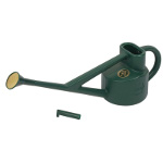 Small Image of Haws 2.25-litre Conservatory Watering Can, Ideal for Hanging Baskets, Green