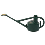 Small Image of Haws 5-Litre Long-Reach Outdoor Watering Can Green