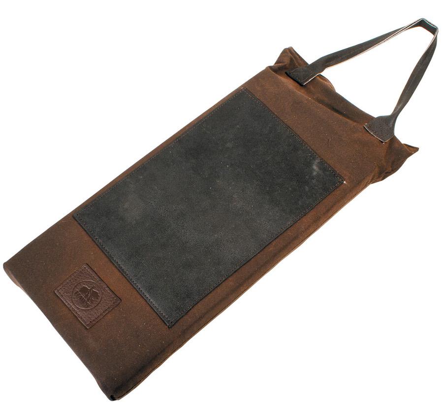 Haws leather kneeling pad garden garage diy kneeler 36 for Gardening kneeling pads