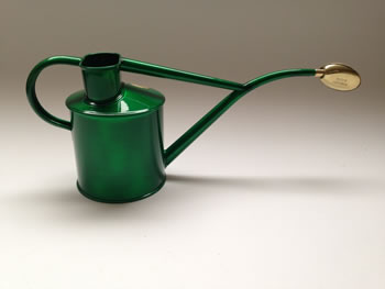 Image of Haws 1-litre Gift Boxed Indoor Emerald Watering Can