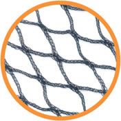Image of 5m x 8m* Bird Netting Heavy-Duty Woven Garden: Fruit Cages, Chicken Runs, Ponds