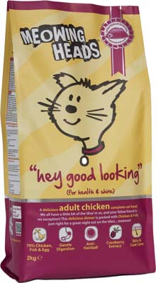 Image of Meowing Heads Hey Good Looking  250g