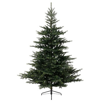 Image of Kaemingk 210cm (7ft) Grandis Fir Artificial Christmas Tree (681452)