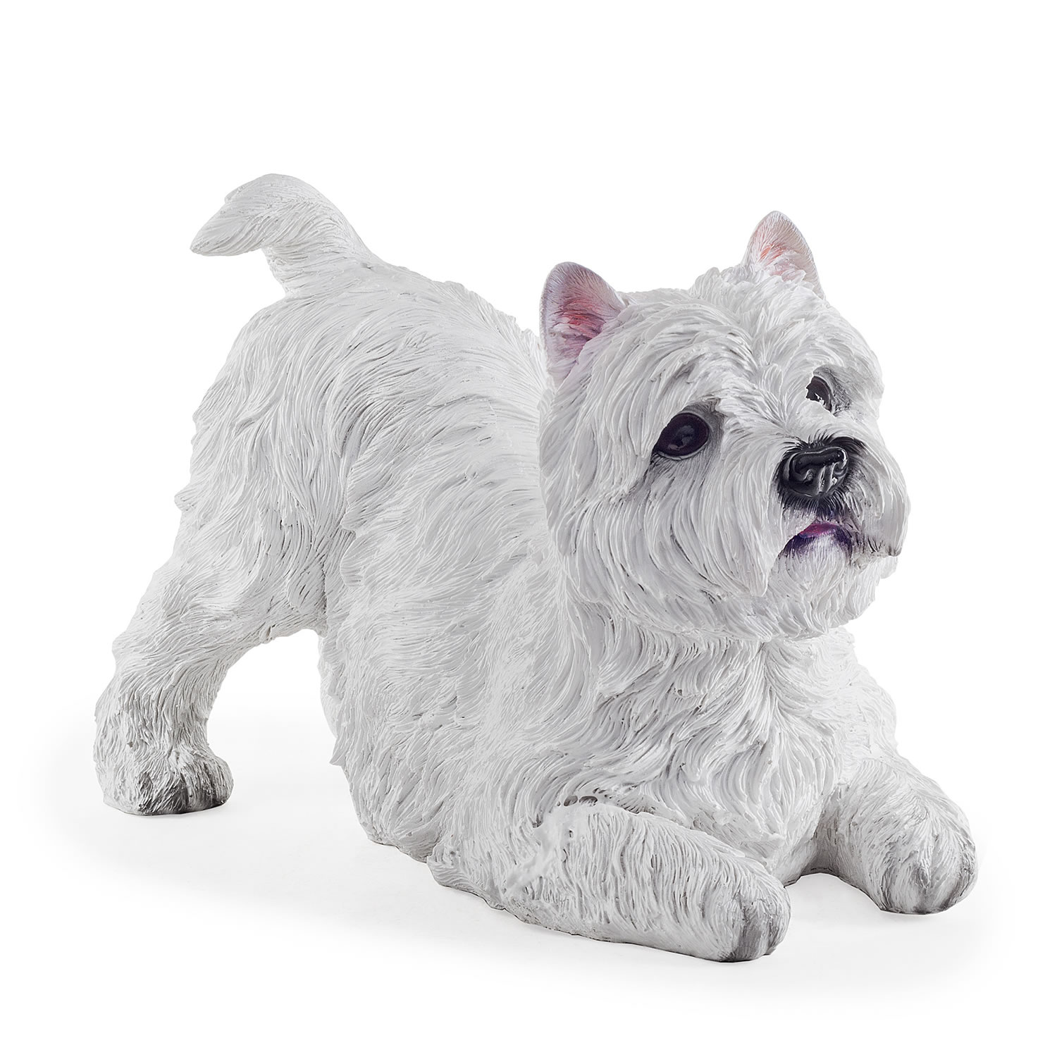 Twiggy The Realistic Playful West Highland Terrier Dog