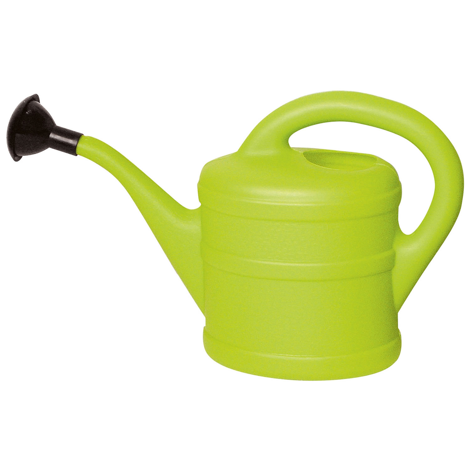 Small 1l Children 39 S Lime Green Plastic Garden Watering Can