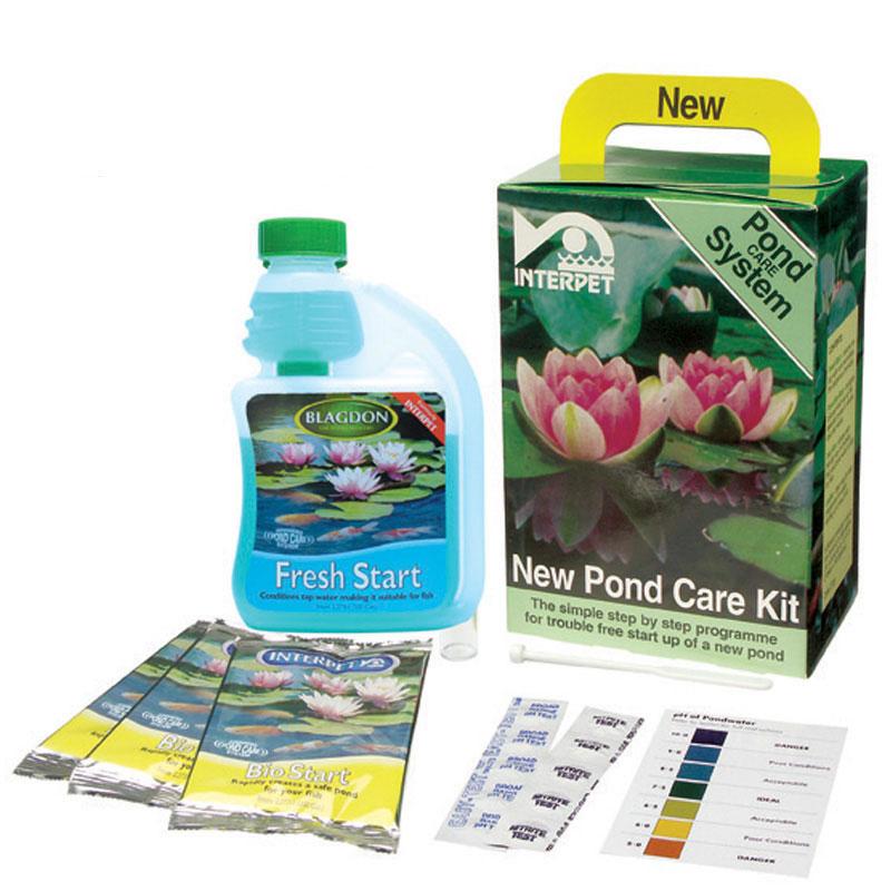 Blagdon New Pond Care Kit Garden4less Uk Shop