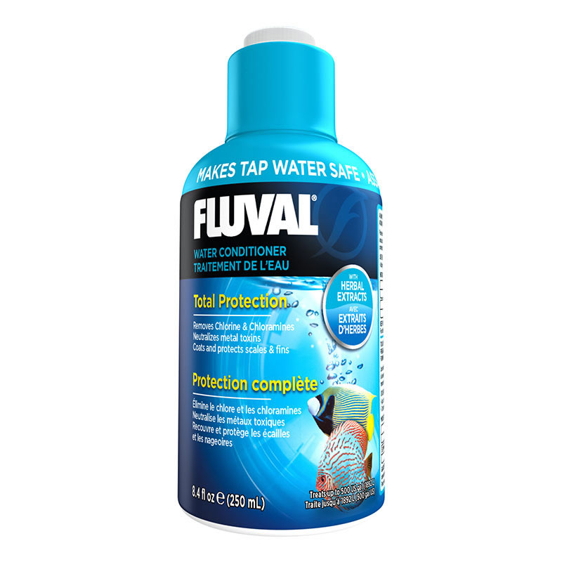 Fluval Aqua Plus Tap Water Conditioner 250ml
