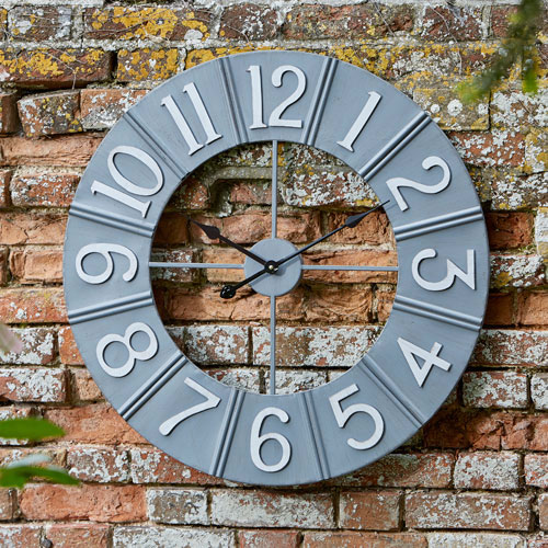 Sheringham Wall Clock 163 67 99 Garden4less Uk Shop