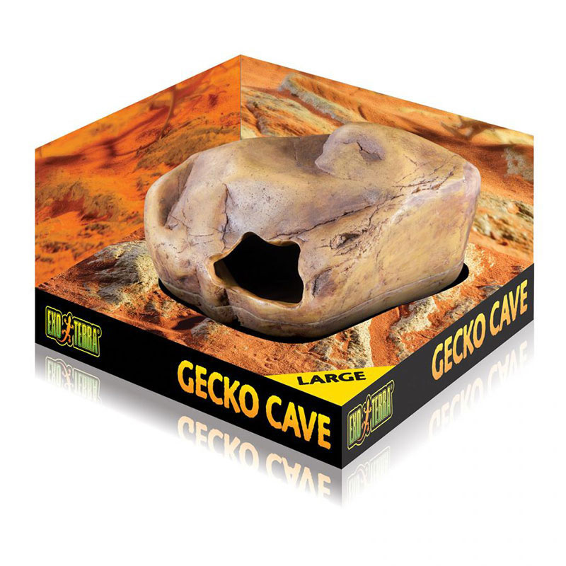 exo terra gecko cave large garden4less uk shop. Black Bedroom Furniture Sets. Home Design Ideas