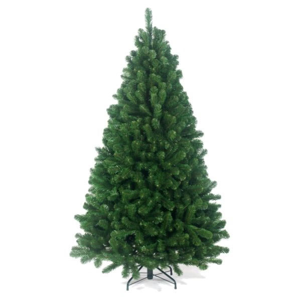 Christmas Tree Uk Online: Tree Classics 2.1m (7ft) Green Arctic Spruce Artificial