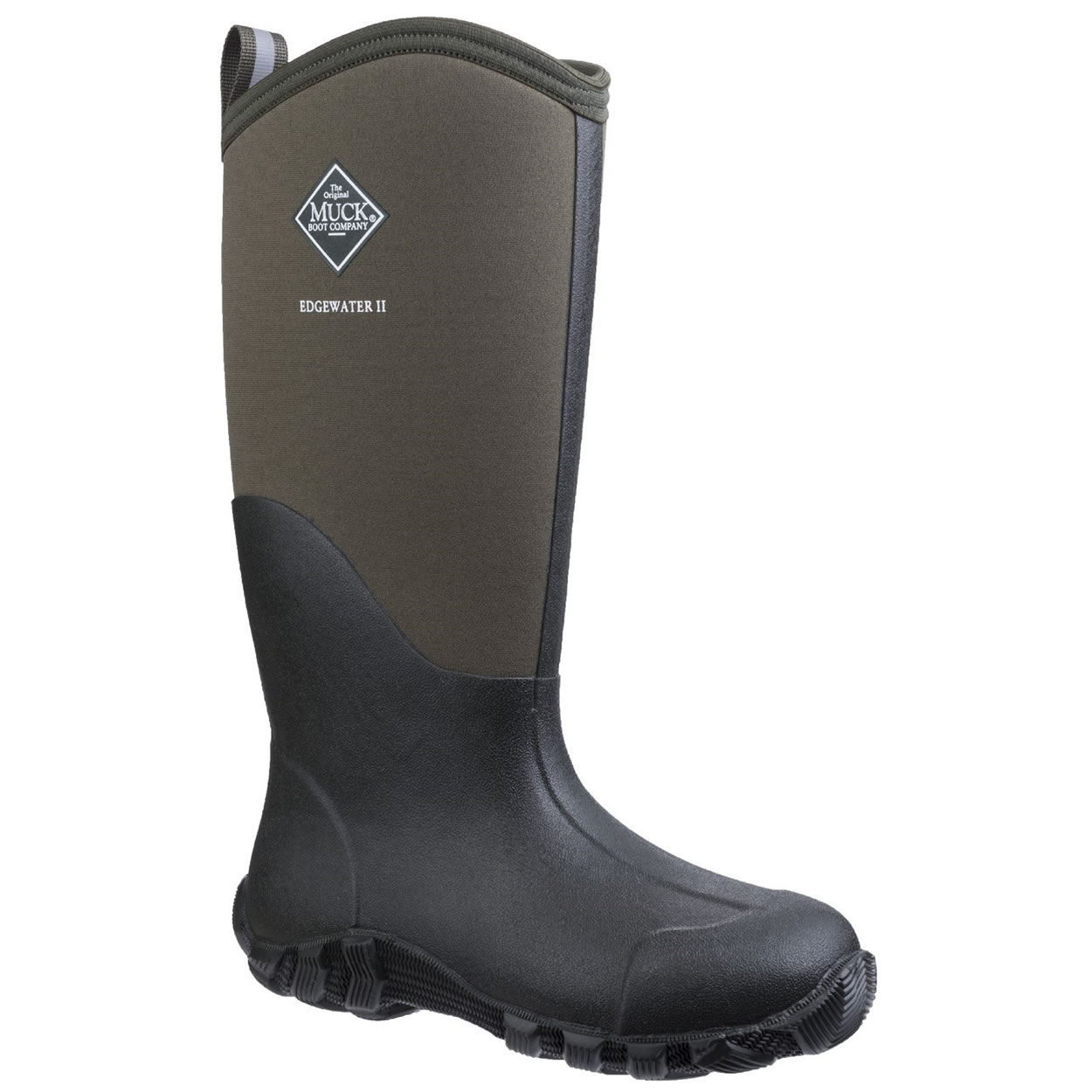 071ff10ddea Muck Boot - Edgewater II - Moss - UK9