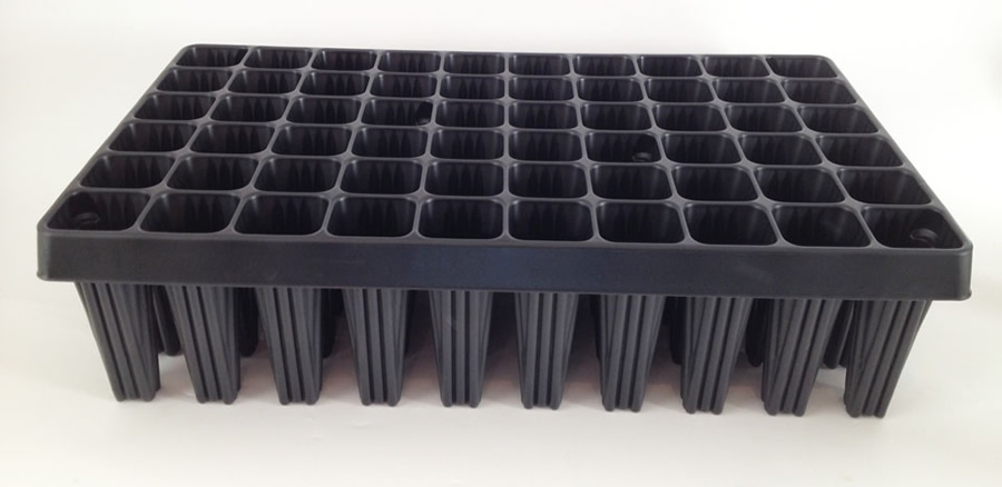 2x Extra Large Plug Plant Root Trainer Seed Trays 60 Cell 163 10 95 Garden4less Uk Shop