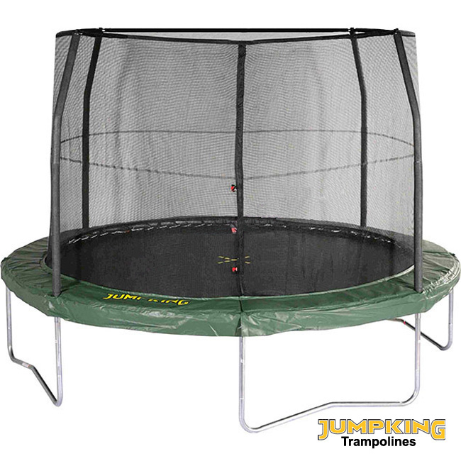 10ft Round Trampoline And