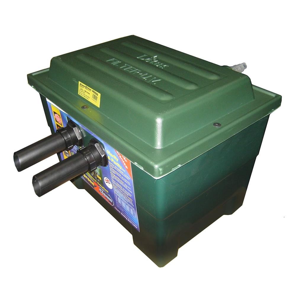 Lotus Green 2 Clean 48000 Pond Filter 163 249 99