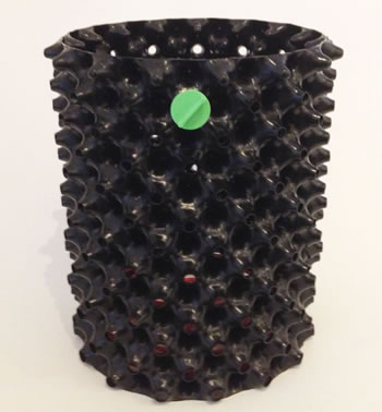 Image of 5x Air Pots 5-litre Air Pruning no root circling amazing growth hydroponics
