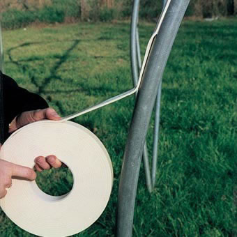 Image of Polytunnel Hotspot Tape 30mm x 9m