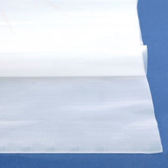 Image of UV Stabilised 150g Polythene Cloche Polytunnel Film 1.85m wide