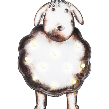 Extra image of LED Solar Powered Sheep