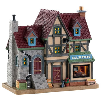 Image of Lemax Christmas Village - Campfire Cookies Figurine (82592)