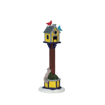 Image of Lemax Christmas Village - Uninvited Dinner Guest Accessory (74234)