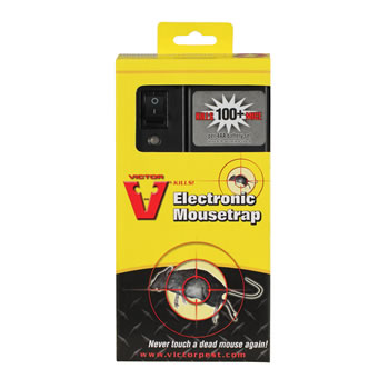 Image of Victor Pest Control M2524S Electronic Mouse Trap