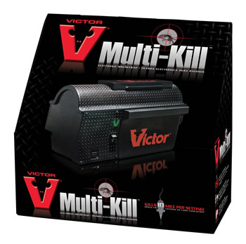 Image of Victor Pest Control M260 Multi-Kill Electronic Mouse Trap