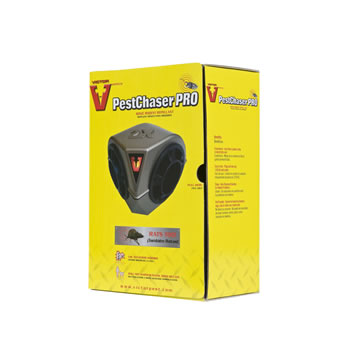 Extra image of Victor Pest Control M792UK Heavy Duty Sonic Pestchaser Sound Repellent