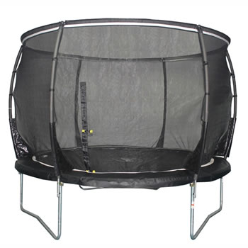 Image of Plum 10ft Magnitude Trampoline and Enclosure (30163)