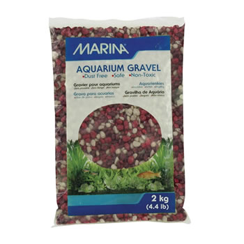 Image of Marina Decorative Aquarium Gravel Earth Tone 2kg