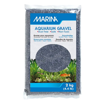 Image of Marina Decorative Aquarium Gravel Purple 2kg