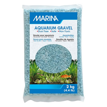 Image of Marina Decorative Aquarium Gravel Surf 2kg