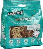 Small Image of Bailey Bites Minties 5 x 200g